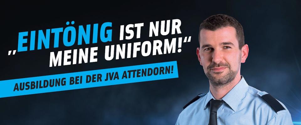 Justizvollzugsanstalt Attendorn Allgemeiner Vollzugsdienst